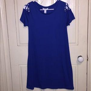 Arizona Jean Co. Blue short dress